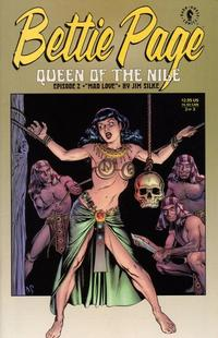 Cover Thumbnail for Bettie Page: Queen of the Nile (Dark Horse, 1999 series) #2