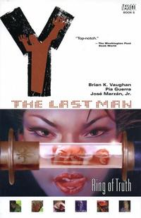 Cover Thumbnail for Y: The Last Man (DC, 2003 series) #5 - Ring of Truth