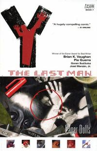 Cover Thumbnail for Y: The Last Man (DC, 2003 series) #7 - Paper Dolls