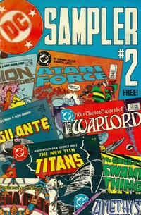 Cover Thumbnail for DC Sampler (DC, 1983 series) #2