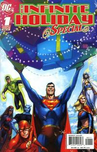 Cover Thumbnail for DCU Infinite Holiday Special (DC, 2007 series) #1