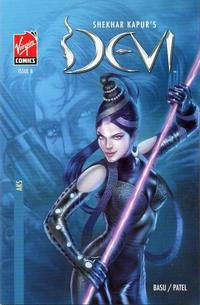 Cover for Devi (Virgin, 2006 series) #8