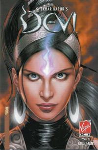 Cover for Devi (Virgin, 2006 series) #9