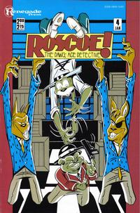 Cover Thumbnail for Roscoe! The Dawg, Ace Detective (Renegade Press, 1987 series) #4