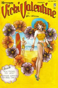 Cover Thumbnail for Vicki Valentine (Renegade Press, 1985 series) #4