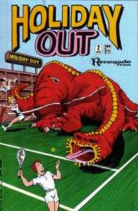 Cover Thumbnail for Holiday Out (Renegade Press, 1987 series) #2
