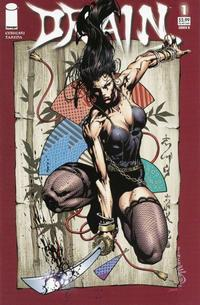 Cover Thumbnail for Drain (Image, 2006 series) #1 [David Finch Cover]