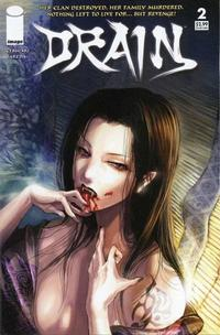 Cover Thumbnail for Drain (Image, 2006 series) #2