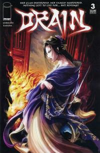 Cover Thumbnail for Drain (Image, 2006 series) #3
