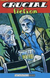 Cover Thumbnail for Crucial Fiction (Fantagraphics, 1992 series) #2