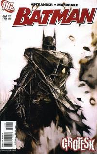 Cover Thumbnail for Batman (DC, 1940 series) #661