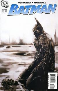 Cover Thumbnail for Batman (DC, 1940 series) #662