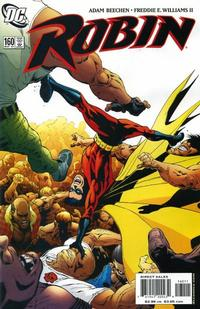 Cover Thumbnail for Robin (DC, 1993 series) #160