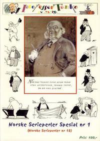 Cover Thumbnail for Norske Serieperler (Notem, 1996 series) #18
