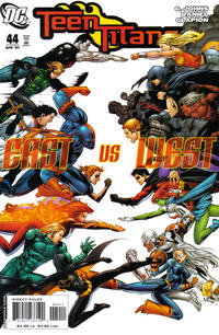 Cover Thumbnail for Teen Titans (DC, 2003 series) #44