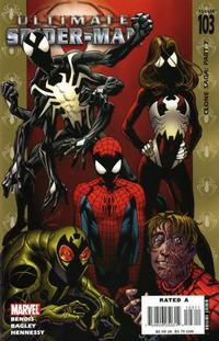Cover Thumbnail for Ultimate Spider-Man (Marvel, 2000 series) #103