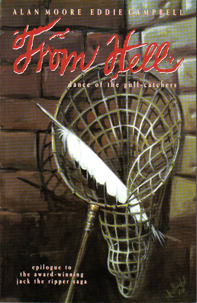 Cover for From Hell (Mad Love Publishing, 1991 series) #11