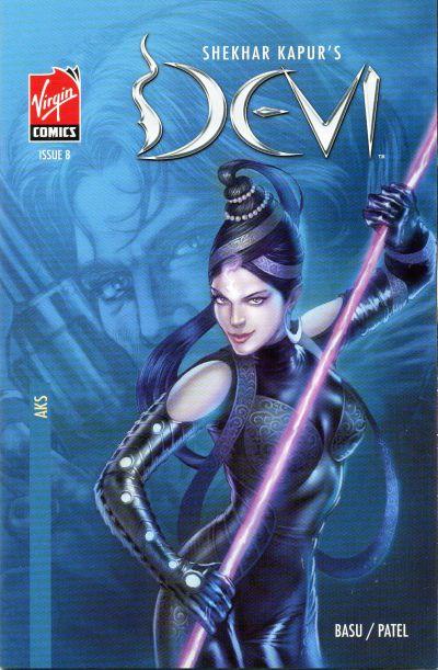 Cover for Devi (Virgin, 2006 series) #8