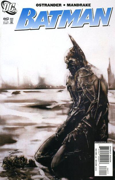Cover for Batman (DC, 1940 series) #662