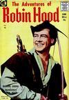 Cover for The Adventures of Robin Hood (Magazine Enterprises, 1957 series) #6