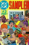 Cover for DC Sampler (DC, 1983 series) #3