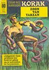 Cover for Korak Classics (Classics/Williams, 1966 series) #2028