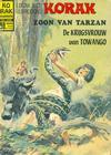 Cover for Korak Classics (Classics/Williams, 1966 series) #2038