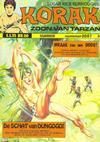 Cover for Korak Classics (Classics/Williams, 1966 series) #2087