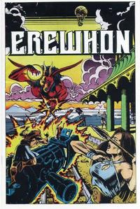 Cover Thumbnail for Erewhon (Caliber Press, 1992 series) #1