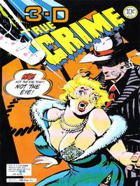 Cover Thumbnail for 3-D True Crime (3-D Zone, 1992 series)