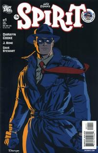 Cover Thumbnail for The Spirit (DC, 2007 series) #1