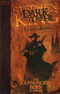 Cover Thumbnail for Dark Tower Sketchbook (Marvel, 2006 series)