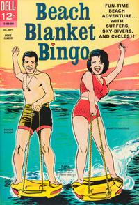 Cover Thumbnail for Beach Blanket Bingo (Dell, 1965 series)