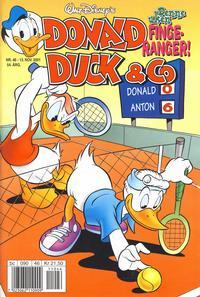 Cover Thumbnail for Donald Duck & Co (Hjemmet / Egmont, 1948 series) #46/2001