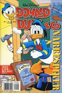 Cover Thumbnail for Donald Duck & Co (Hjemmet / Egmont, 1948 series) #5/2002