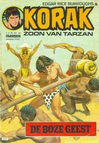 Cover Thumbnail for Korak Classics (Classics/Williams, 1966 series) #2122