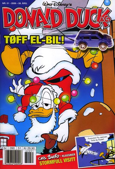 Cover for Donald Duck & Co (Hjemmet / Egmont, 1948 series) #51/2006