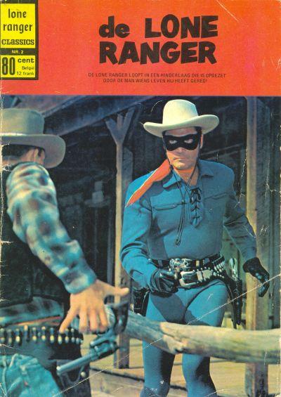 Cover for Lone Ranger Classics (Classics/Williams, 1970 series) #2