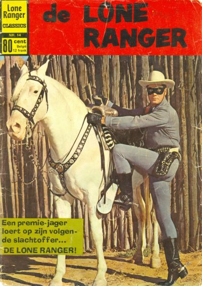 Cover for Lone Ranger Classics (Classics/Williams, 1970 series) #14