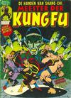 Cover for Meester der Kung Fu (Classics/Williams, 1975 series) #1