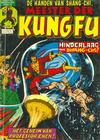 Cover for Meester der Kung Fu (Classics/Williams, 1975 series) #10