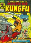 Cover for Meester der Kung Fu (Classics/Williams, 1975 series) #12