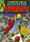 Cover for Meester der Kung Fu (Classics/Williams, 1975 series) #14