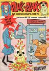 Cover for Pluk + Plak de brokkenpiloten (Classics/Williams, 1973 series) #1