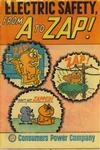 Cover for Electric Safety, from A to Zap! (American Comics Group, 1972 series) #[nn] [Consumers Power Company]
