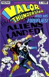 Cover for Valor Thunderstar and His Fireflies (Now, 1986 series) #1