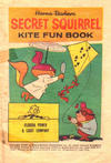 Cover for Secret Squirrel Kite Fun Book (Western, 1966 series) #[nn] [Florida Power & Light Company Variant]