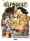 Cover for ElfQuest (Arboris, 1983 series) #7 - In de greep van de trollen