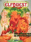 Cover for ElfQuest (Arboris, 1983 series) #13 - Het geheim van de Wolfrijders