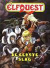 Cover for ElfQuest (Arboris, 1983 series) #17 - De eerste slag